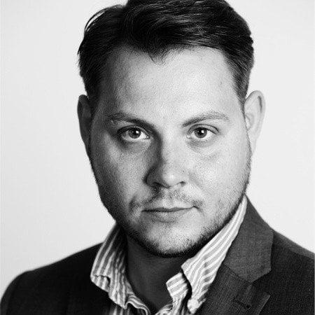 Jamie Ewins' portrait